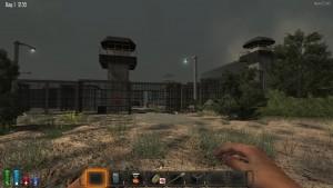 TWD prison 1
