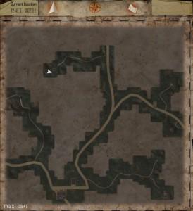 Wilderness POI map shot